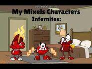 My Mixels Characters
