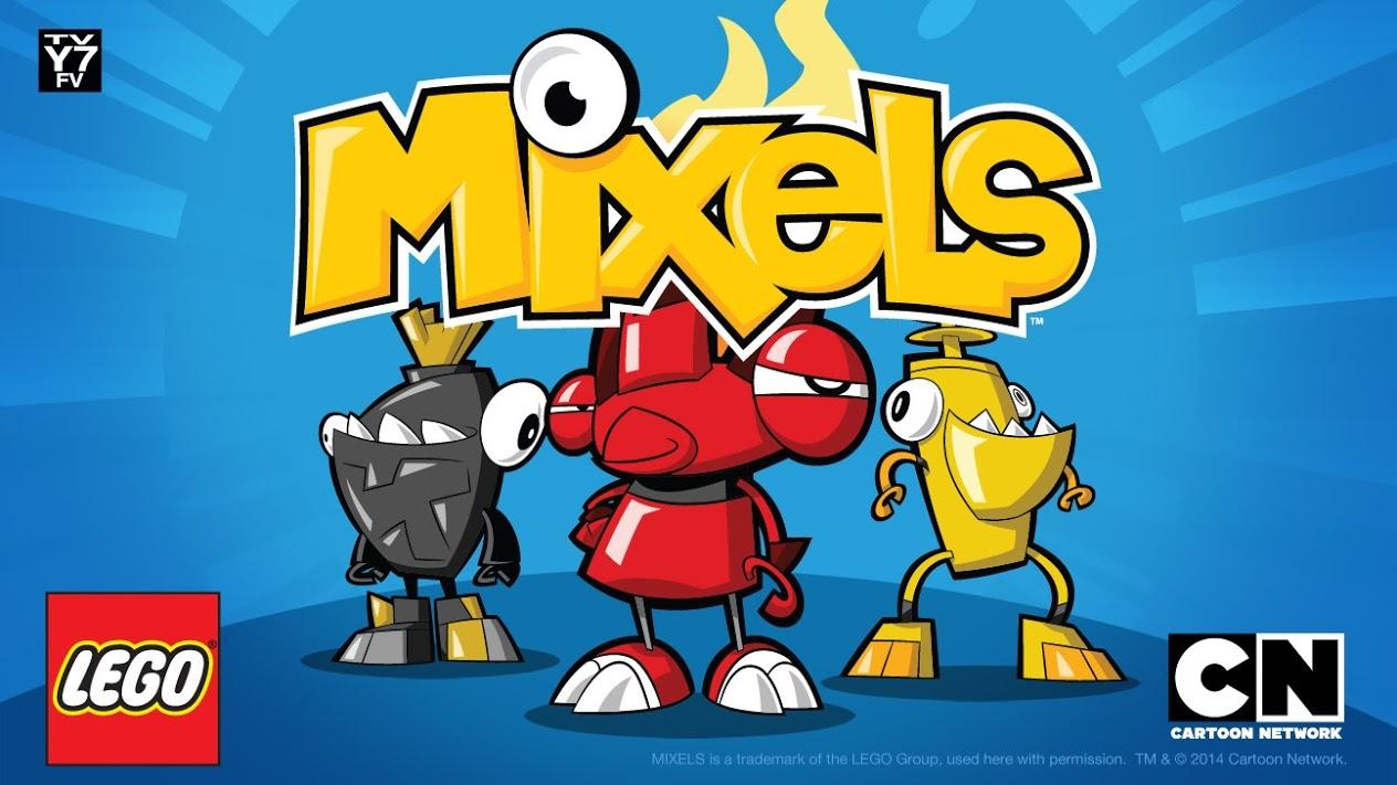 Mixels (TV series)/Gallery