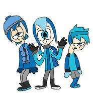 Human Frosticons