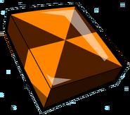 Orange Brown Cubit