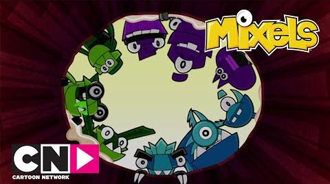 La quête Mixels Cartoon Network