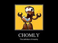 Chomly Meme
