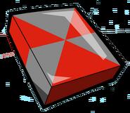 Red Grey Cubit