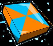 Blue Orange Cubit