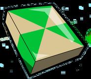 Beige Green Cubit