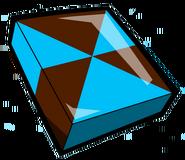 Brown Blue Cubit