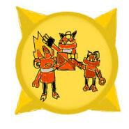 Infernites Max Bronze Badge