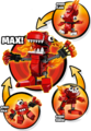 Infernites Max Poster