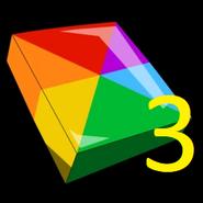 Mixels Saw Game 3 game logo