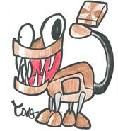 Jawg Drawing