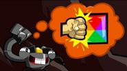 We smash rainbow cubit