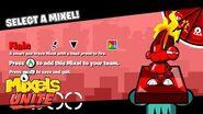 Mixels Unite - Mixel Selection Screen! (23 04 20)