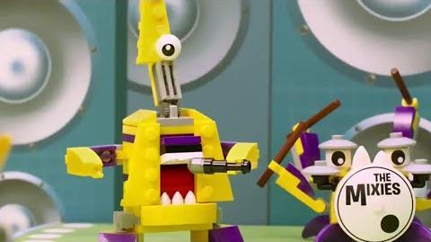 (TFAF) LEGO Mixels Series 7 Commercial