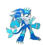 Slumbic Crystal Hedgehog Frosticon