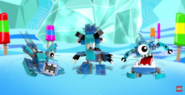 The Frosticons on trailer-0