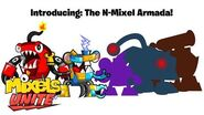 (HAPPY 1 YEAR ANNIVERSARY!) Mixels Unite - Introducing the N-Mixel Armada! (OST)