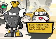 Shuff Mixels.com bio
