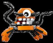 LEGO MIXELS Kraw Transparent