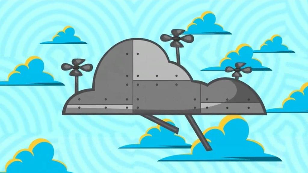 Cloud Ship/Gallery