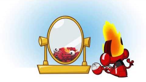 Flain - LEGO Mixels - Mirror Video