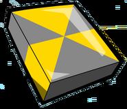 Grey Yellow Cubit
