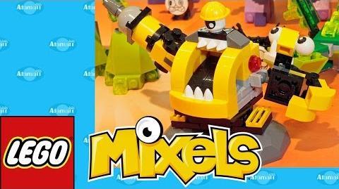 LEGO Mixels Toys Nuremberg Toy Fair