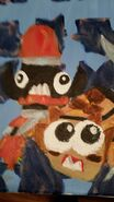 Tentro scorpi painting
