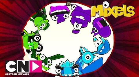 Mixels What Is It? Cartoon Network