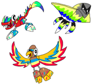 Rainbowfied Tatzel Bombar Gyrcon