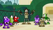 Ranger Jinx appearance