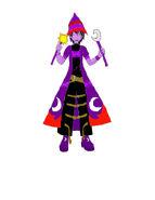 Magnisin Conduit Magician of Wiztastics