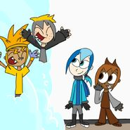 Mixels Humanized: Wrong Colors