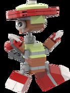 LEGO Mushoom