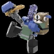 LEGO Hedless