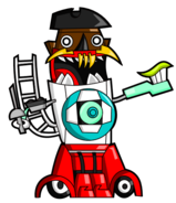 Animated Series 8 Mega Max by Chrotorm