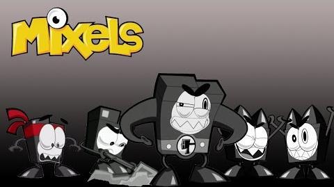 Calling All Mixels - The Nixels Animation!