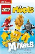Meet the Mixels Book