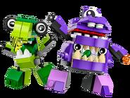 Property char grouping-lego-mixels-flight-2