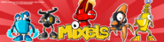 Some mixels banner