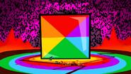 Big rainbow cubit