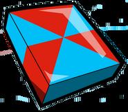 Red Blue Cubit