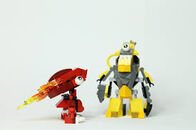 Mix/gallery, Flain/Gallery, Shuff/gallery, Teslo/gallery, Lego background/Gallery