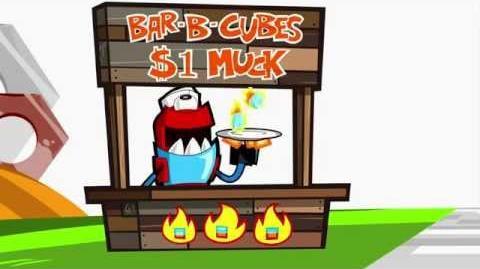 LEGO® Mixels - Saison 1 Episode 2 Bar B Club