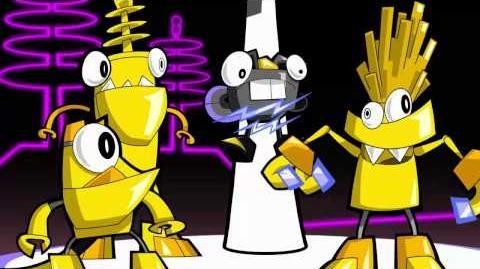 LEGO® Mixels - Saison 1 Episode 4 Electroche