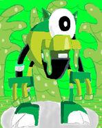 Glomp of the Glorp Corp Ninja Squad
