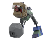 LEGO Crocrack