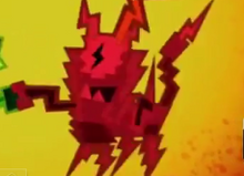 Flamzer Electrocuted.png