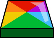 Rainbow Cubit