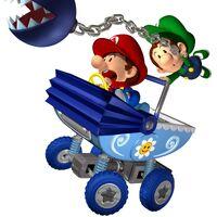 Baby Luigi Mario Kart Double Dash Wiki Fandom