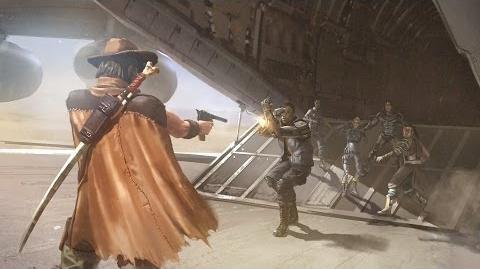 Mortal Kombat X - Jax's Ending